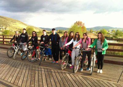 bicycle frontistirio diadrasi ioannina
